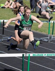 Gracey Carter's Women's Track Recruiting Profile