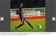 Jordon Martin's Men's Soccer Recruiting Profile