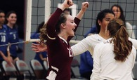 Chloe Drysdale's Women's Volleyball Recruiting Profile
