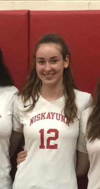 Sophia Sacco's Women's Volleyball Recruiting Profile