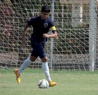 Dario Rouvier's Men's Soccer Recruiting Profile