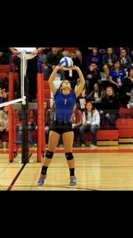 Camee Wangler's Women's Volleyball Recruiting Profile