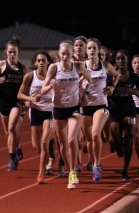 Allie Lyda's Women's Track Recruiting Profile