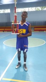 DeAndre Martin's Men's Basketball Recruiting Profile