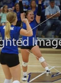 Sydney Redden's Women's Volleyball Recruiting Profile