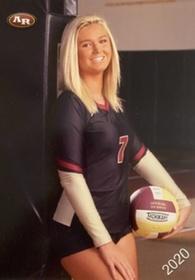 Alli Atkinson's Women's Volleyball Recruiting Profile