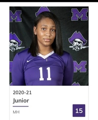 Saniya Spalding's Women's Volleyball Recruiting Profile