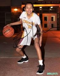 Tierra John's Women's Basketball Recruiting Profile