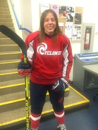 Emily Jourdin's Women's Ice Hockey Recruiting Profile