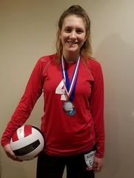 Brooke Hite's Women's Volleyball Recruiting Profile