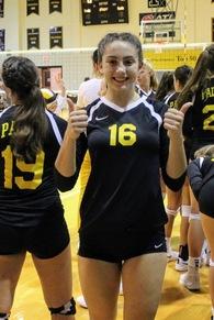 Jessica Molen's Women's Volleyball Recruiting Profile