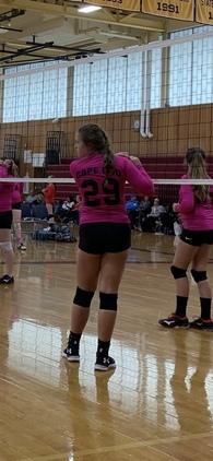 Jill Morse's Women's Volleyball Recruiting Profile