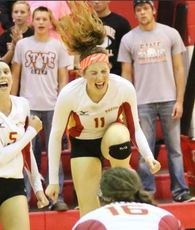 Morgan Swanger's Women's Volleyball Recruiting Profile
