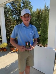 Benjamin Newfield's Men's Golf Recruiting Profile