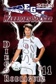 Diego Rodriguez's Men's Soccer Recruiting Profile