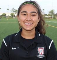 Jocelyn Clark's Women's Soccer Recruiting Profile