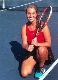 Grace Askey's Women's Tennis Recruiting Profile