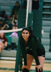 Bella Hamdan's Women's Volleyball Recruiting Profile