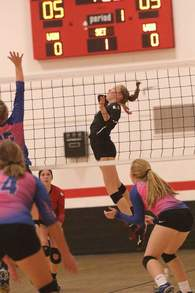Joslyn Bentz's Women's Volleyball Recruiting Profile
