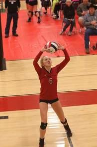 Jenna Bentz's Women's Volleyball Recruiting Profile