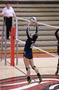 Joanna Hayes's Women's Volleyball Recruiting Profile