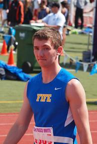 Jonah Mathews's Men's Track Recruiting Profile