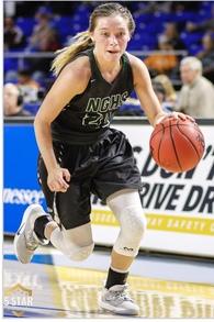 "Breanna (""Breezy"") Savage's Women's Basketball Recruiting Profile"