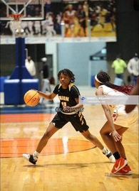 Kamyia Russell's Women's Basketball Recruiting Profile