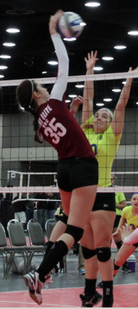 Elysa Smith's Women's Volleyball Recruiting Profile