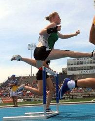 Chloe Moyer's Women's Track Recruiting Profile