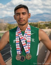 Ricky Sandoval's Men's Track Recruiting Profile