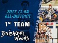 Daishaun Woods's Men's Basketball Recruiting Profile