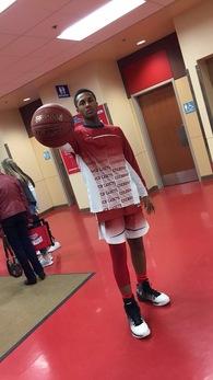 Demario Morgan's Men's Basketball Recruiting Profile