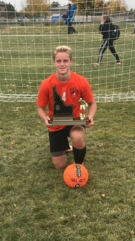 Joshua Burtenshaw's Men's Soccer Recruiting Profile