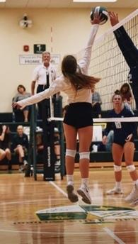 Kate Blackburn's Women's Volleyball Recruiting Profile