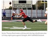 Thomas Reed's Football Recruiting Profile