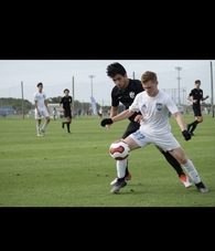 Brian Allen's Men's Soccer Recruiting Profile