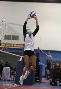 Alia Mastromatteo's Women's Volleyball Recruiting Profile