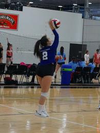 Emily Hazim's Women's Volleyball Recruiting Profile