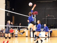 Emily Raymond's Women's Volleyball Recruiting Profile