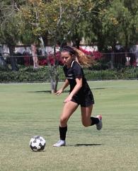 Ashley Mar's Women's Soccer Recruiting Profile