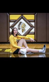 Caitlyn Bernhard's Women's Volleyball Recruiting Profile