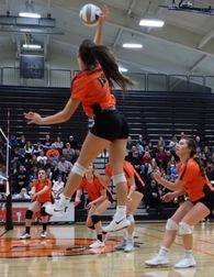 Lani Bowman's Women's Volleyball Recruiting Profile
