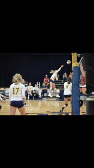 Copeland Eaddy's Women's Volleyball Recruiting Profile