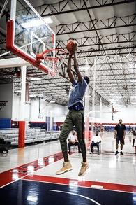 JD Tsasa's Men's Basketball Recruiting Profile