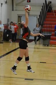 Calli Bauer's Women's Volleyball Recruiting Profile