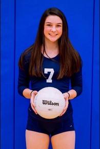 Caroline Davis's Women's Volleyball Recruiting Profile