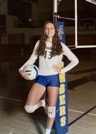 Lindsay Jensen's Women's Volleyball Recruiting Profile