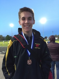 Preston Jones's Men's Track Recruiting Profile