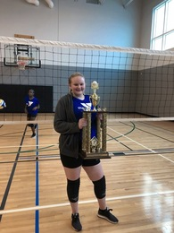Samantha Hill's Women's Volleyball Recruiting Profile